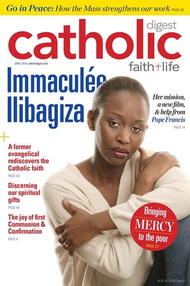 Catholic Digest Cover - 4/1/2018