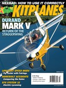 Kit Planes Magazine 3/1/2018