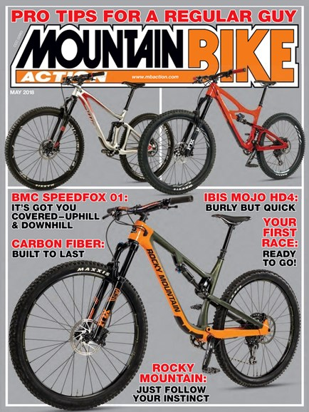 Mountain Bike Action Cover - 5/1/2018