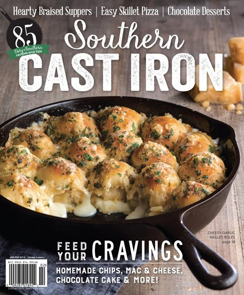 Southern Cast Iron Cover - 1/1/2018