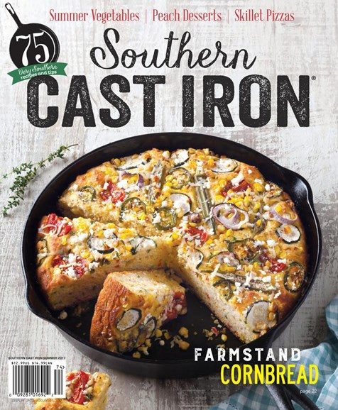 Southern Cast Iron Cover - 6/1/2017