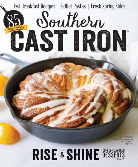 Southern Cast Iron Cover - 3/1/2018