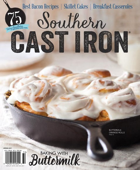 Southern Cast Iron Cover - 3/1/2017