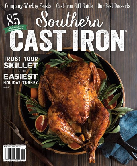 Southern Cast Iron Cover - 11/1/2017