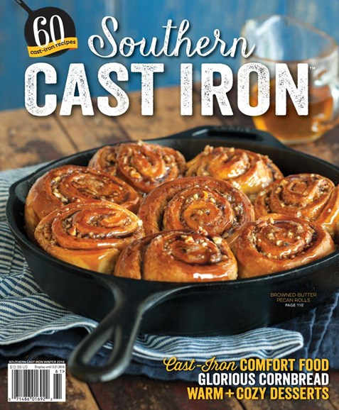 Southern Cast Iron Cover - 12/1/2016