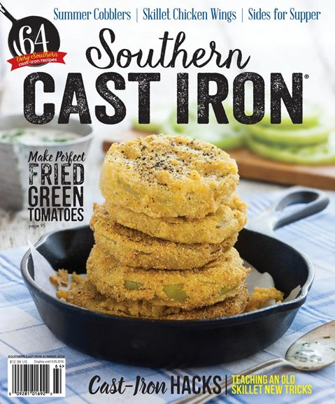 Southern Cast Iron Cover - 6/1/2016