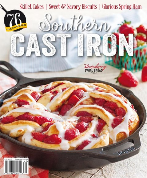 Southern Cast Iron Cover - 3/1/2016