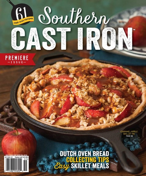 Southern Cast Iron Cover - 9/1/2015