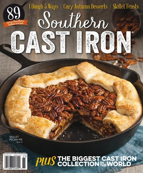 Southern Cast Iron Cover - 9/1/2016