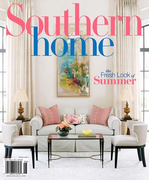 Southern Home Cover - 5/1/2018