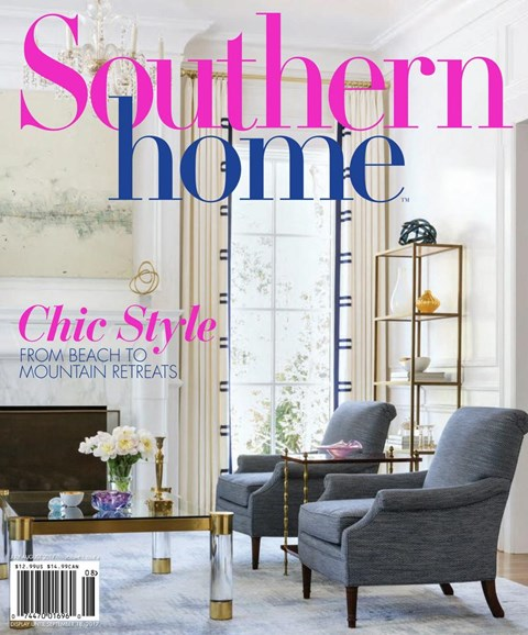 Southern Home Cover - 7/1/2017