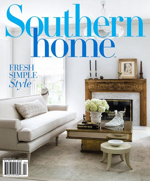 Southern Home Cover - 3/1/2017