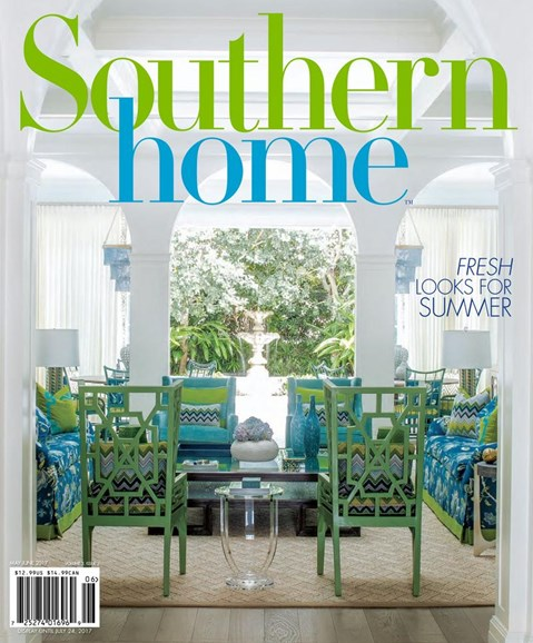 Southern Home Cover - 5/1/2017