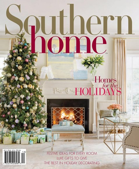 Southern Home Cover - 11/1/2017