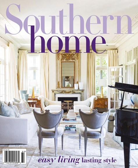 Southern Home Cover - 6/1/2016