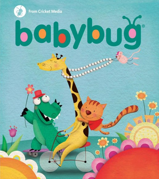 Babybug Cover - 4/1/2018