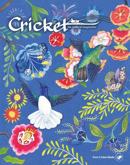Cricket Cover - 5/1/2018