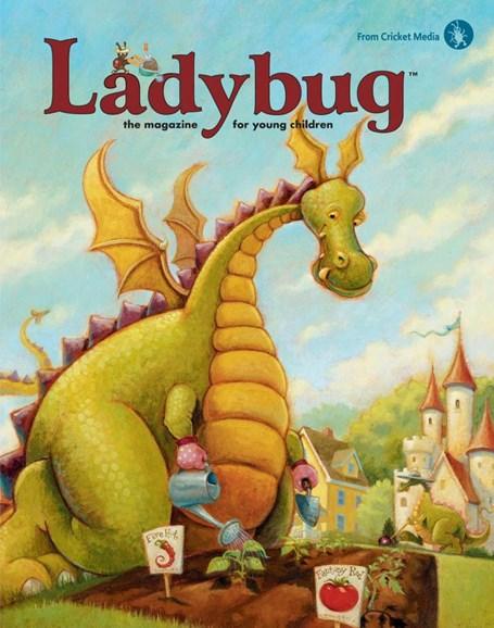Ladybug Cover - 5/1/2018
