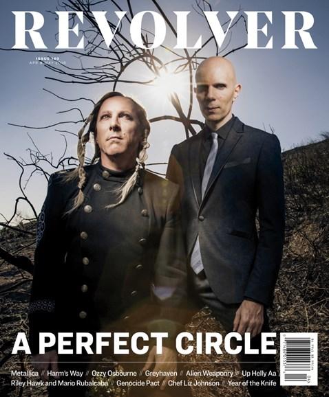 Revolver Cover - 4/1/2018