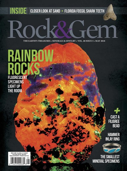 Rock & Gem Cover - 5/1/2018