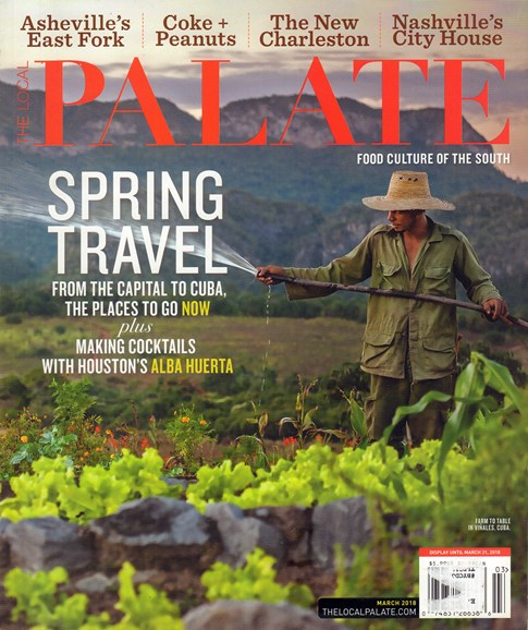 The Local Palate Cover - 3/1/2018