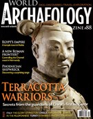 Current World Archaeology Magazine 4/1/2018