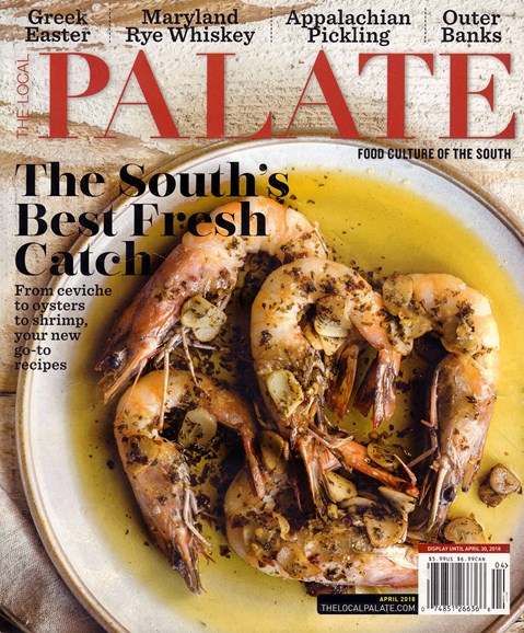 The Local Palate Cover - 4/1/2018