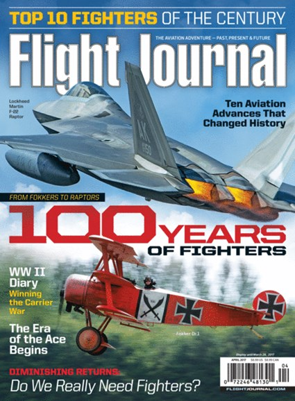 Flight Journal Cover - 4/1/2017
