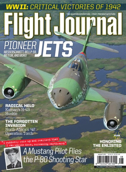 Flight Journal Cover - 8/1/2017