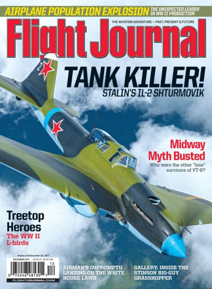 Flight Journal Cover - 12/1/2017