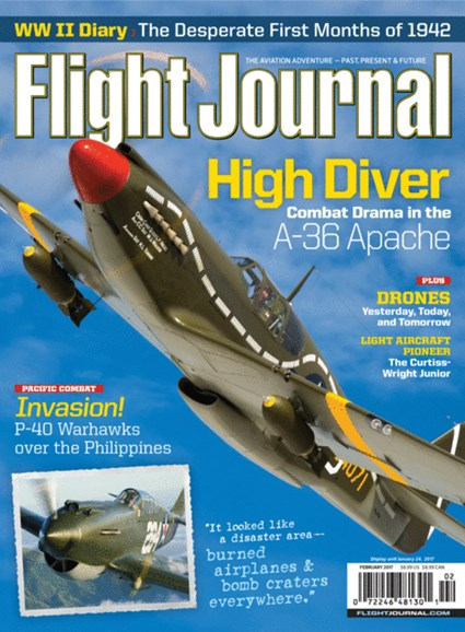 Flight Journal Cover - 2/1/2017