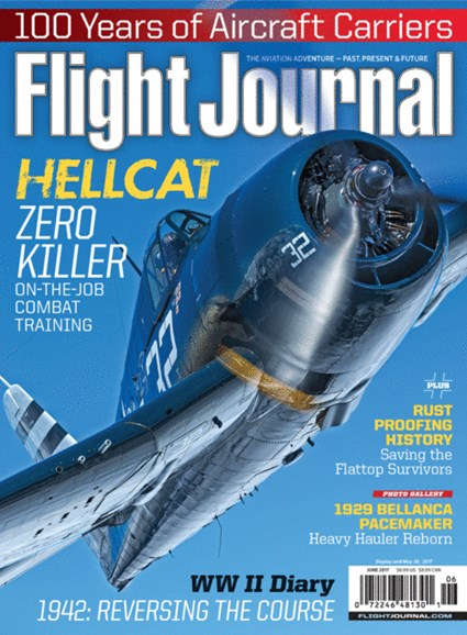 Flight Journal Cover - 6/1/2017