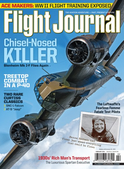 Flight Journal Cover - 2/1/2016