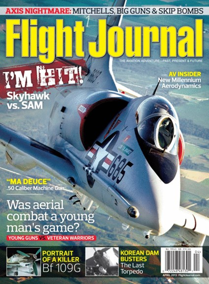 Flight Journal Cover - 4/1/2013