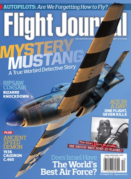 Flight Journal Cover - 12/1/2013