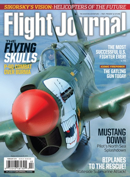 Flight Journal Cover - 2/1/2014