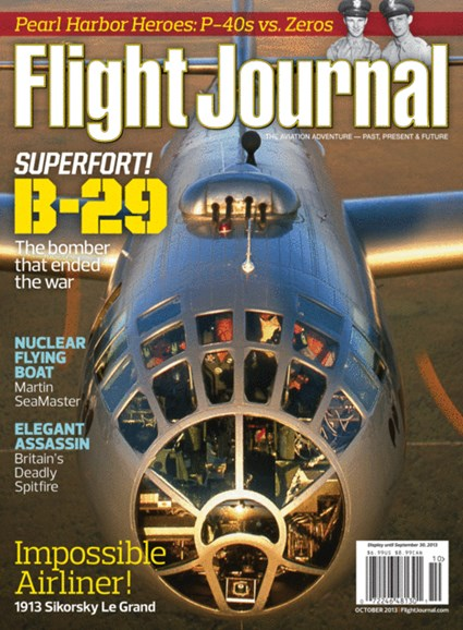 Flight Journal Cover - 10/1/2013
