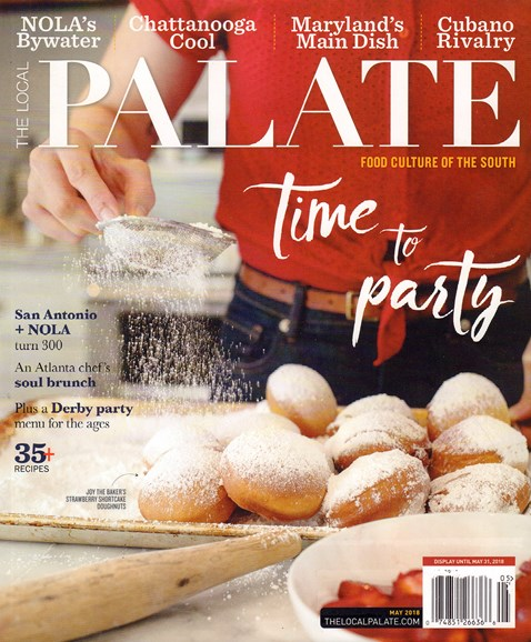 The Local Palate Cover - 5/1/2018