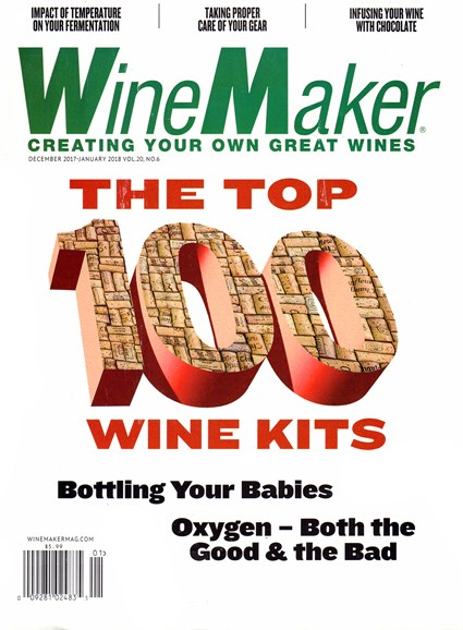 Winemaker Cover - 12/1/2017