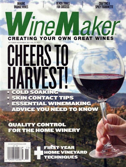 Winemaker Cover - 10/1/2017