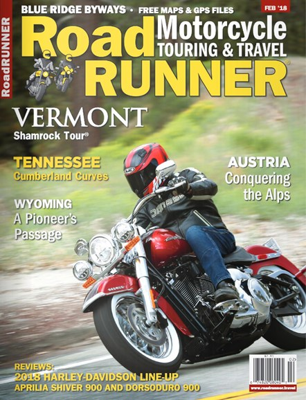 Road RUNNER Motorcycle & Touring Cover - 2/1/2018