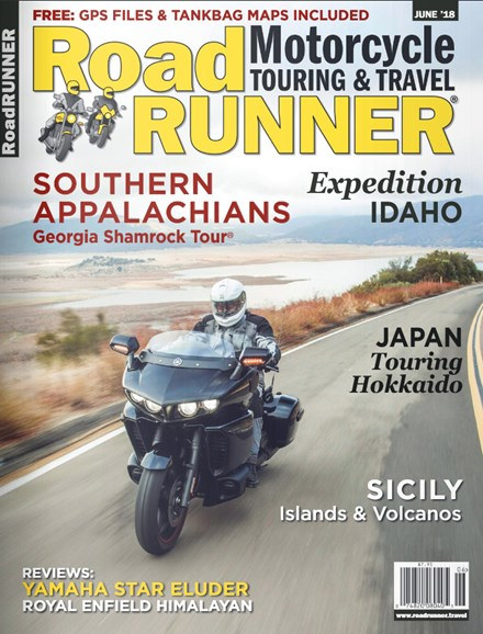 Road RUNNER Motorcycle & Touring Cover - 6/1/2018