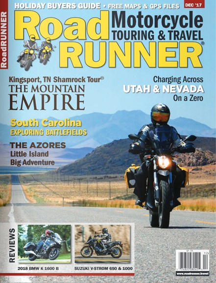 Road RUNNER Motorcycle & Touring Cover - 12/1/2017