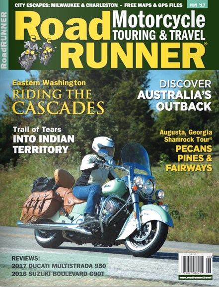 Road RUNNER Motorcycle & Touring Cover - 6/1/2017