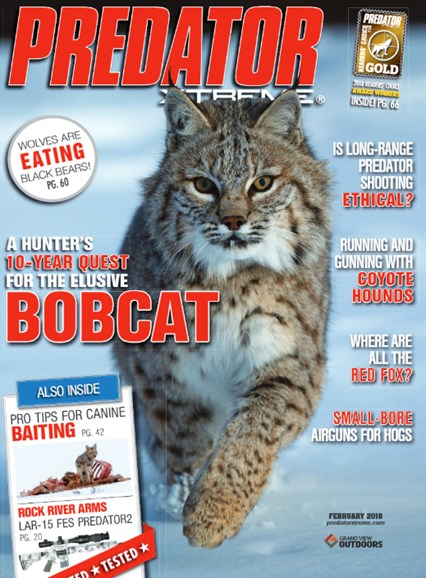 Predator Xtreme Cover - 2/1/2018