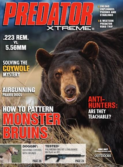 Predator Xtreme Cover - 6/1/2017