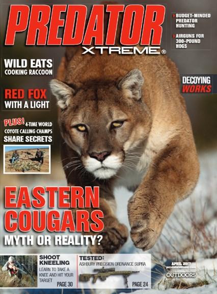 Predator Xtreme Cover - 3/1/2017