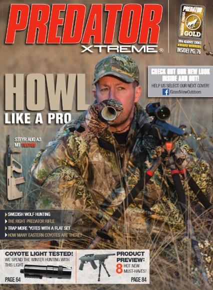 Predator Xtreme Cover - 1/1/2016