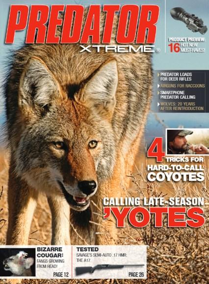 Predator Xtreme Cover - 3/1/2016