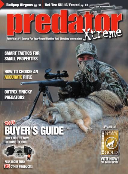 Predator Xtreme Cover - 8/1/2015